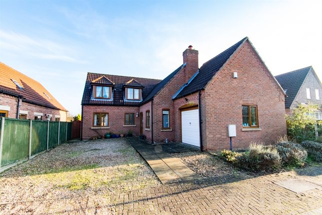 3 bed detached house for sale in Manor Cliff, Normanby-By-Spital, Market Rasen