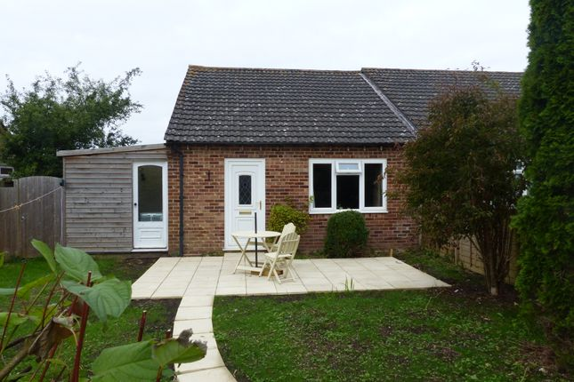 Thumbnail Semi-detached bungalow to rent in Wiltshire Close, Gillingham