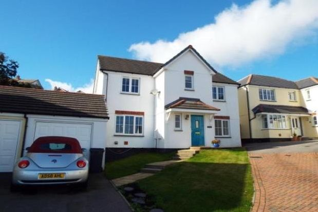 Thumbnail Detached house to rent in Swans Reach, Swanpool, Falmouth