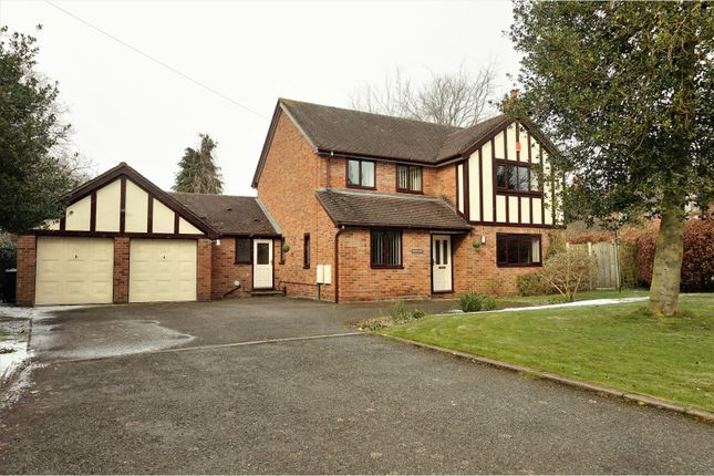 Thumbnail Detached house for sale in Dobells Road, Northwich