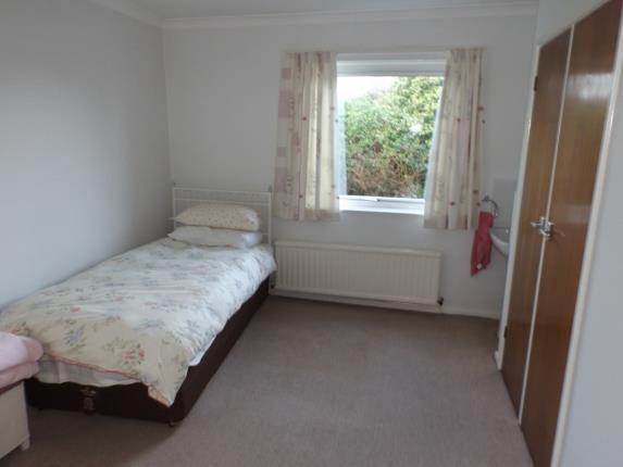 Bedroom of Middlegates, St. Agnes TR5