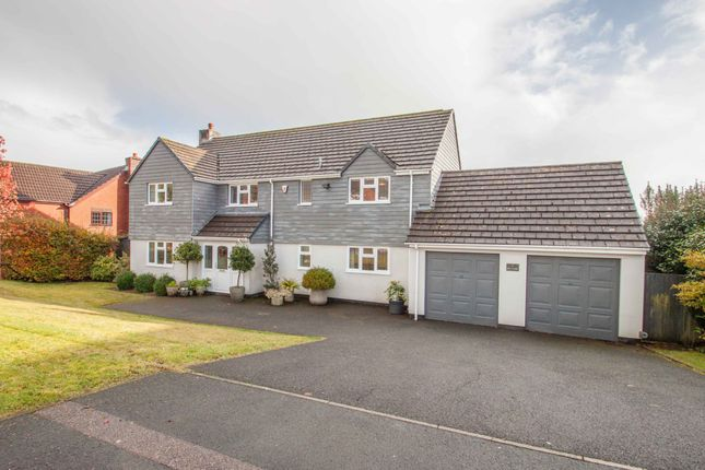 Thumbnail Detached house for sale in Skylark Rise, Woolwell, Plymouth