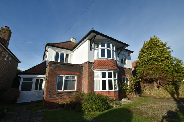 Thumbnail Detached house for sale in Brodrick Avenue, Gosport, Hampshire