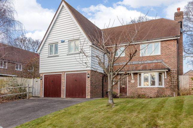 Thumbnail Detached house for sale in Steellands Rise, Wadhurst