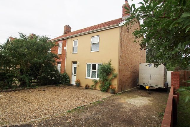 4 bed semi-detached house for sale in Whitehouse Lane, Attleborough
