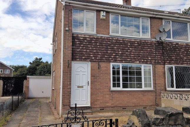 Thumbnail Semi-detached house to rent in Princess Road, Chickenley, Dewsbury