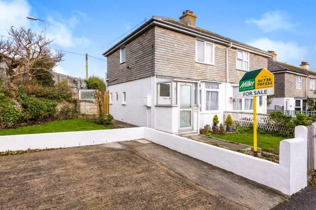 2 bed semi-detached house for sale in St.Ives, Cornwall