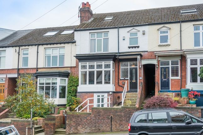 Thumbnail Terraced house for sale in Glenalmond Road, Ecclesall