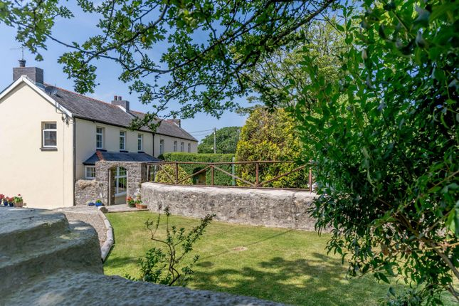 Thumbnail Detached house for sale in Y Gwesty Bach, Crossroads, Castle Morris, Haverfordwest