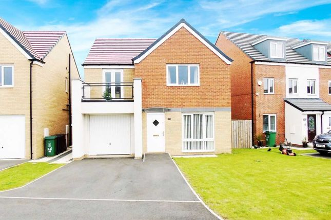4 Bed Detached House For Sale In Merlin Way Hartlepool