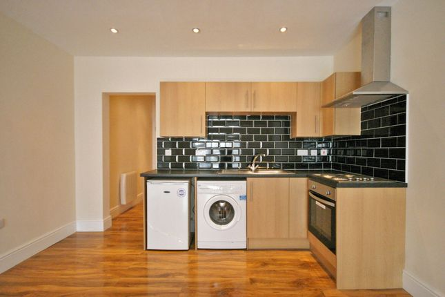 Thumbnail Flat to rent in London Road, Derby