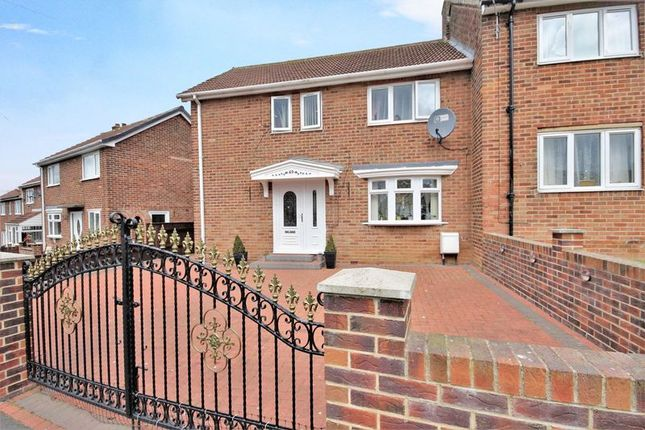 Thumbnail Terraced house for sale in Abingdon Road, Easington, Saltburn-By-The-Sea