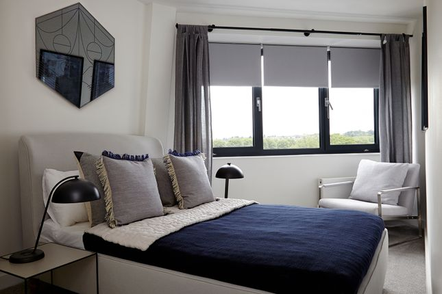 Thumbnail Flat to rent in St Peters Street, Bedford, Bedfordshire