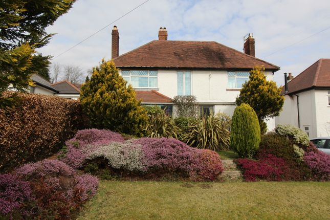 Thumbnail Detached house for sale in Rhiwbina Hill, Rhiwbina, Cardiff
