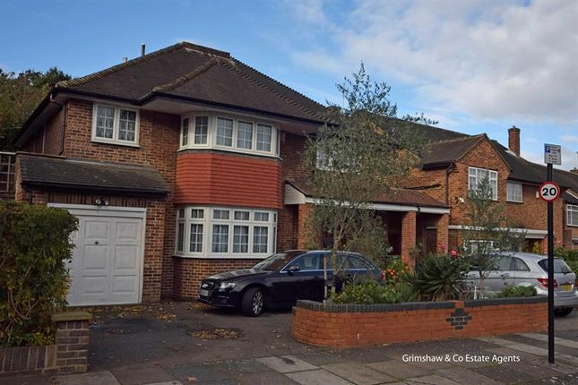Thumbnail Detached house for sale in Chatsworth Road, Haymills Estate, Ealing, London