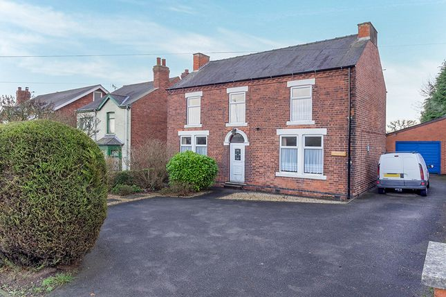 Thumbnail Detached house for sale in Heanor Road, Heanor, Derbyshire