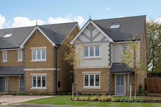 Thumbnail Detached house for sale in Plot 25, Compass Fields, Bucks Avenue, Watford
