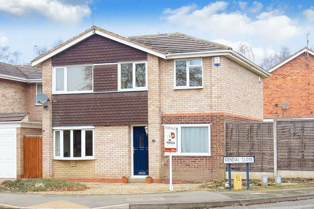 Thumbnail Detached house for sale in Kendal Close, Bromsgrove