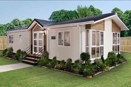 Thumbnail Bungalow for sale in Holton Heath Park, Wareham Road, Holton Heath, Poole