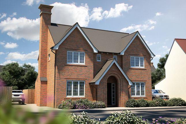 "Thumbnail Detached house for sale in ""The Thornsett"" at Pine Ridge, Lyme Regis"