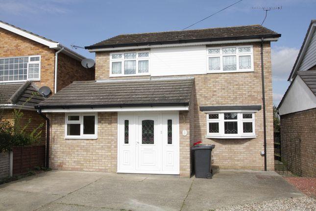 Thumbnail Detached house to rent in York Road, Ashingdon, Rochford