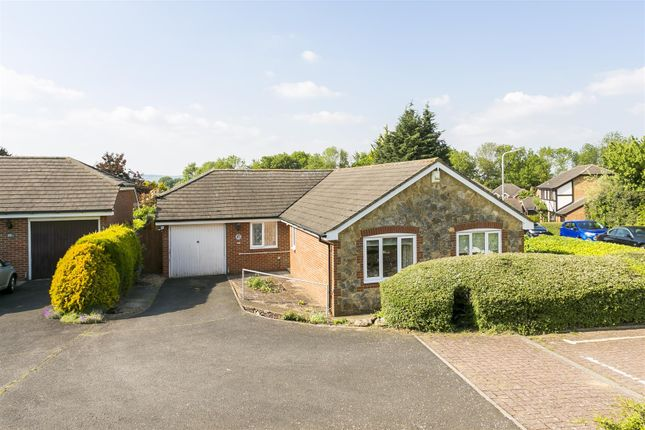Thumbnail Bungalow for sale in Rocks Close, East Malling, West Malling