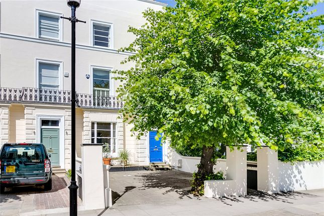 Thumbnail Terraced house for sale in Chepstow Place, London
