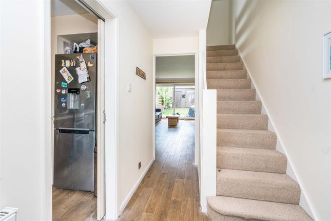 Thumbnail End terrace house for sale in Abbotsleigh Close, Sutton