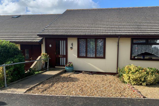 2 bed terraced bungalow to rent in Jeffery Close, Hartland, Bideford, Devon EX39