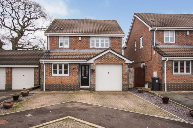Thumbnail Detached house for sale in Adderly Gate, Emersons Green, Bristol