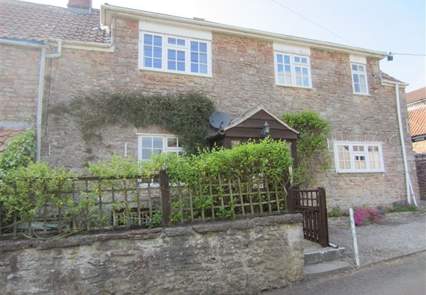 Thumbnail End terrace house to rent in Wet Lane, Draycott, Cheddar