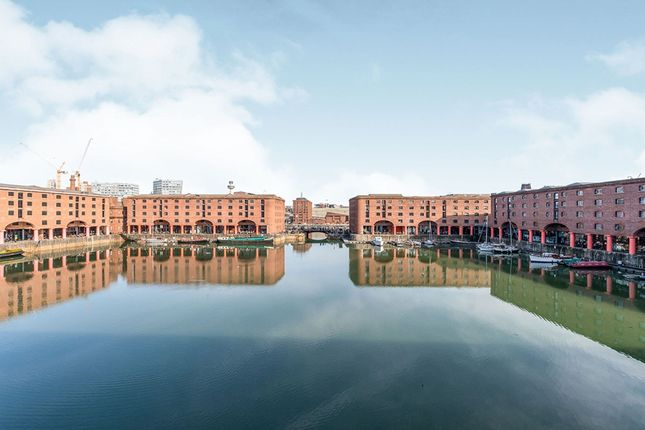 Thumbnail Flat for sale in The Colonnades Albert Dock, Liverpool