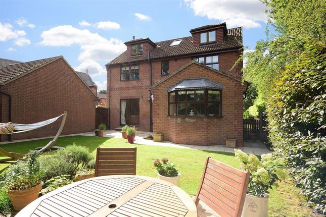 Detached house for sale in St. Marys Court, Bagby, Thirsk