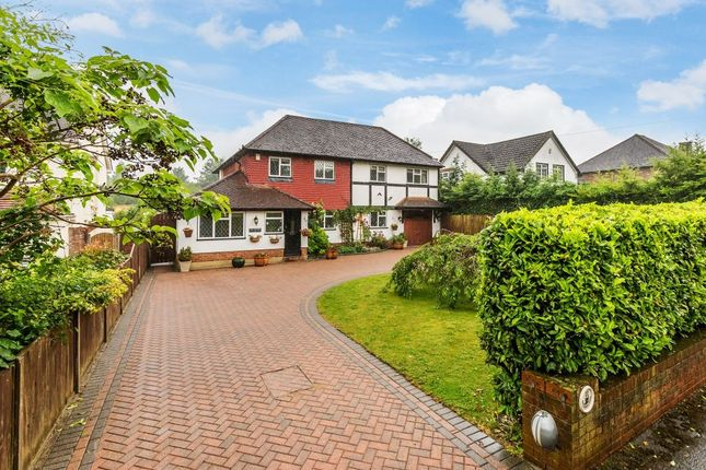 Thumbnail Detached house for sale in Wilbury Avenue, South Cheam, Sutton