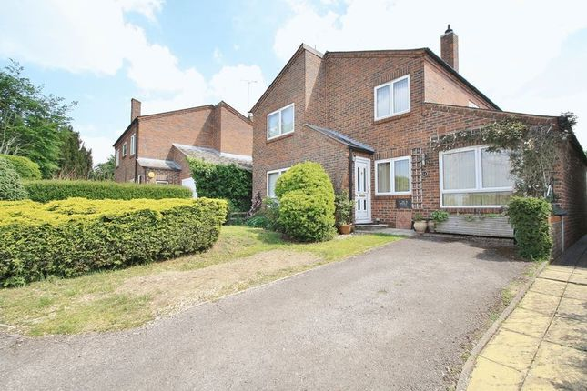 Detached house for sale in Eyres Close, Ewelme, Wallingford