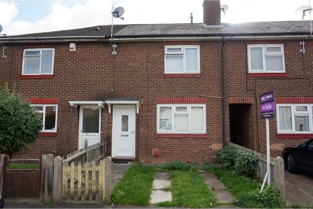 Thumbnail Terraced house for sale in Solway Road South, Luton