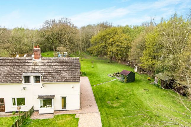 Thumbnail Semi-detached house for sale in Old Wood, Skellingthorpe, Lincoln