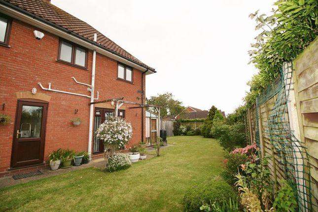 Garden of Morella Close, Great Bentley, Colchester CO7