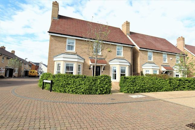 Thumbnail Detached house for sale in Mercury Lane, Biggleswade