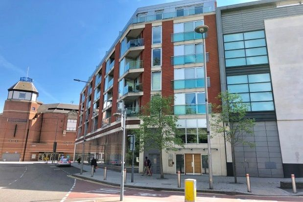Thumbnail Flat to rent in The Arcus Building, East Bond Street, Leicester