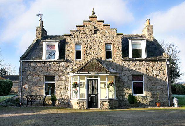Thumbnail Detached house to rent in Hopetoun Grange, Bucksburn, Aberdeen