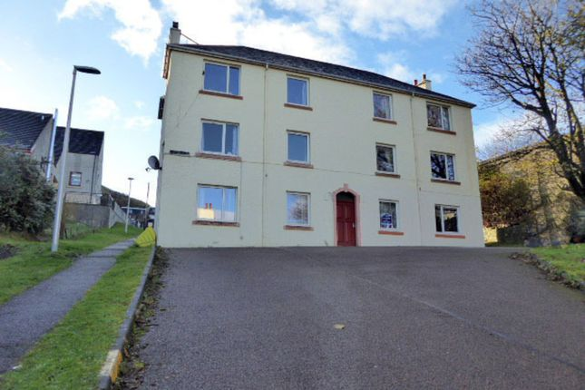 Thumbnail Flat for sale in Gillies Park, Mallaig