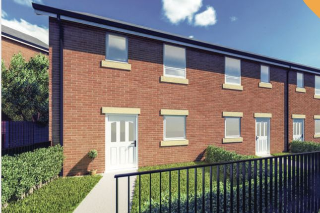 2 bed flat for sale in The Donoho, Westgate Place, Wakefield WF2