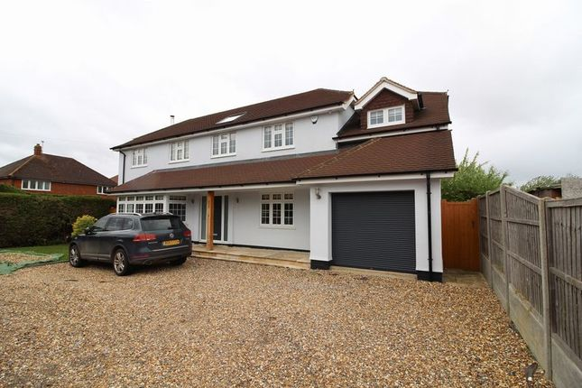 Thumbnail Detached house to rent in Wendover Way, Aylesbury