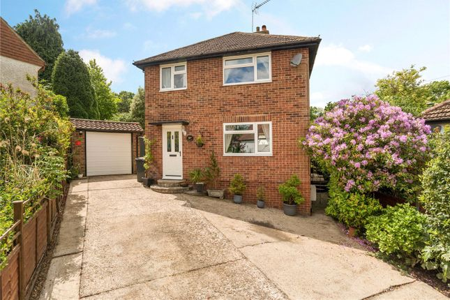 Thumbnail Detached house for sale in Park Close, Grayswood, Haslemere, Surrey