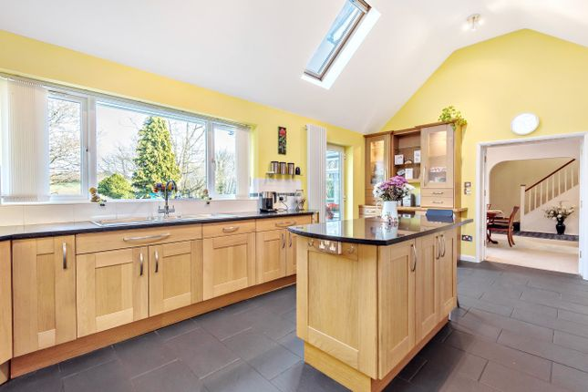 Thumbnail Detached house for sale in Treblers Road, Crowborough, East Sussex