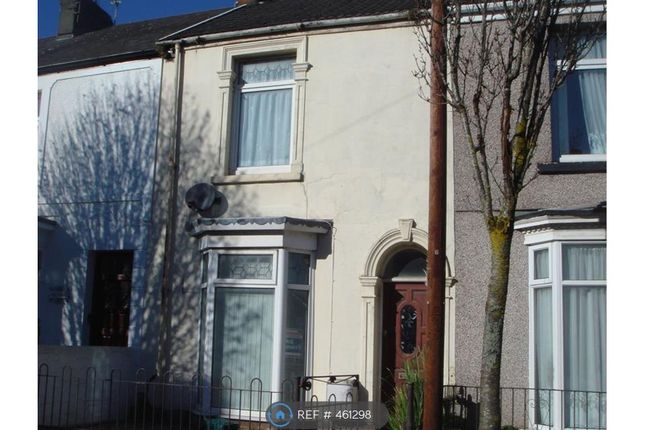 Thumbnail Terraced house to rent in Windmill Terrace, Swansea