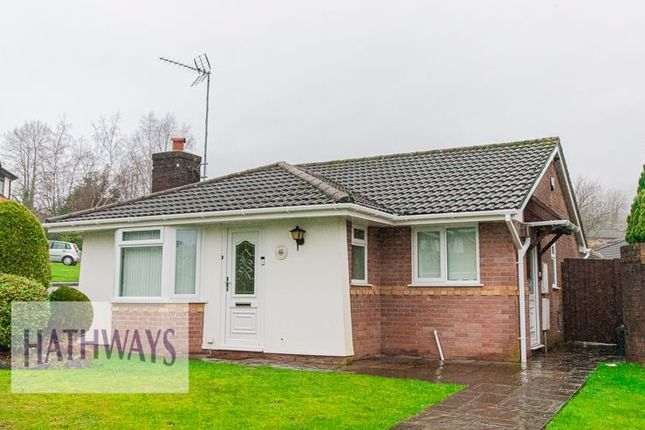 Thumbnail Detached bungalow to rent in Pant Yr Heol Close, Henllys, Cwmbran