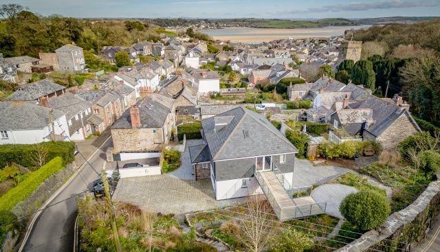 Thumbnail Detached house for sale in High Street, Padstow