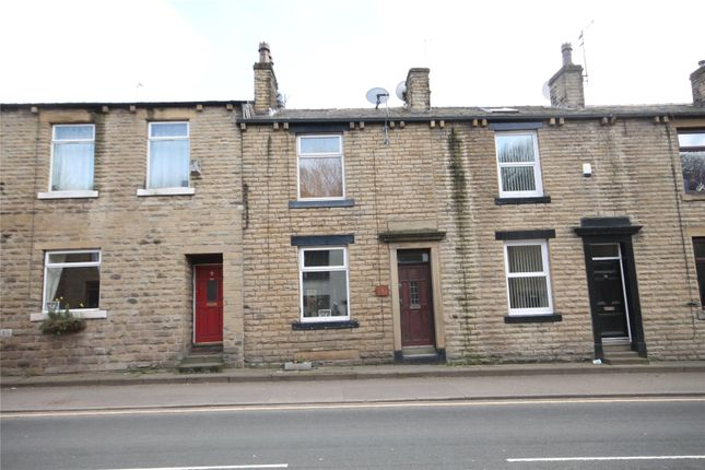Thumbnail Terraced house to rent in Huddersfield Road, Newhey, Rochdale, Greater Manchester